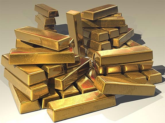 We're Now At 'Peak Gold,' Experts Say
