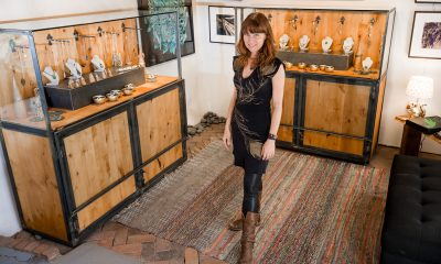 Santa Fe Jeweler Finds Perfect Space in Adobe 19th Century Stable