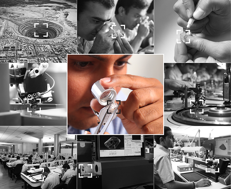 """The World's Next Global Brand for Diamonds: """"Made in India"""""""