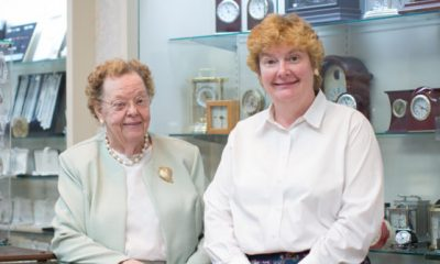 Jewelry Store Continues Under New Ownership, Mixing Old Ways with Modern Technology
