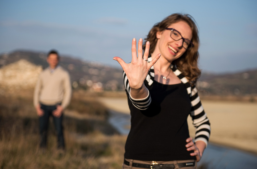 Welcome to 'Engagement Season,' When Nearly 40% of Marriage