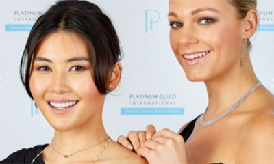 US Jewelers to Offer More Platinum Jewelry, Report Finds