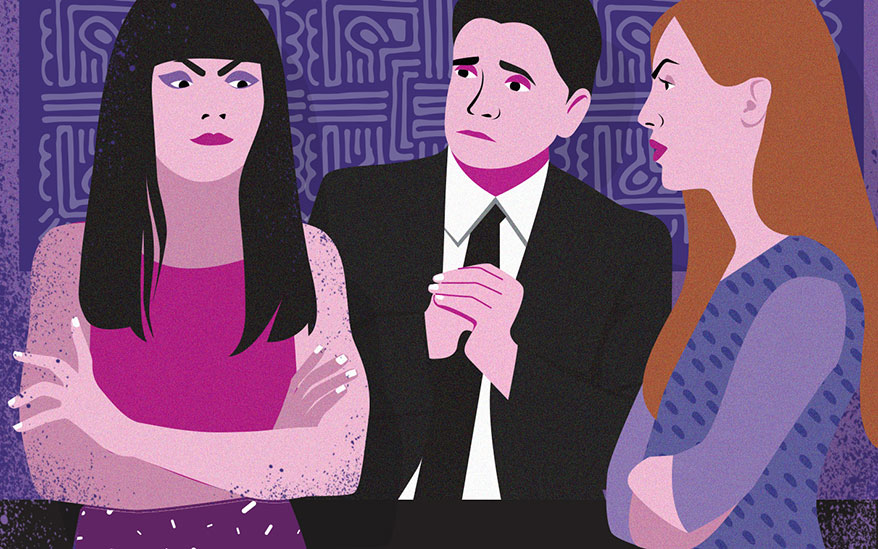 How Should an Owner React When His Employee Shuns a Same-Sex Couple?