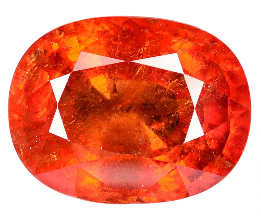 Gem Quiz: At My Radiant Orange Best, I'm a Natural for Jewelry