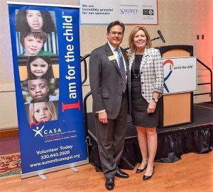 David Bouffard Awarded 2018 William P. Kannel Child Advocate of the Year Award