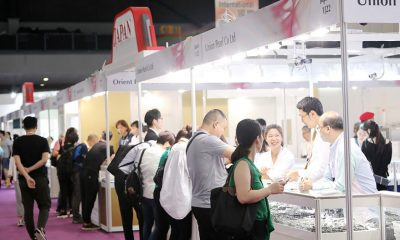 September Fair Brings the Jewelry Trade to the World