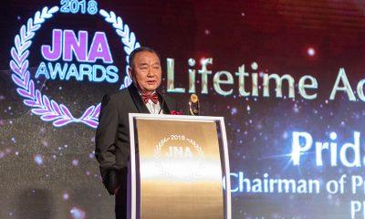 Tiasuwan Receives JNA Lifetime Achievement Award