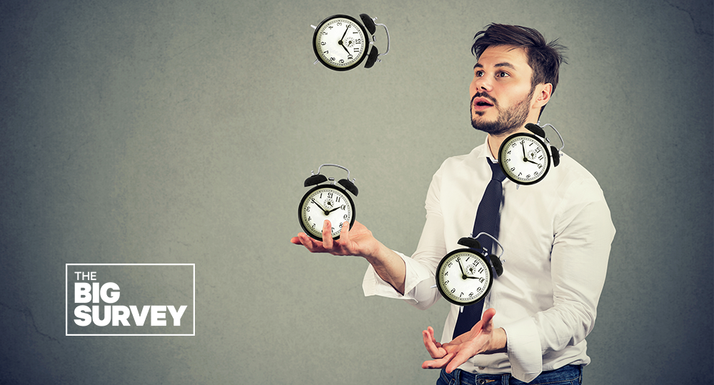 Big Survey: How Many Hours Do Jewelers Work Per Week?