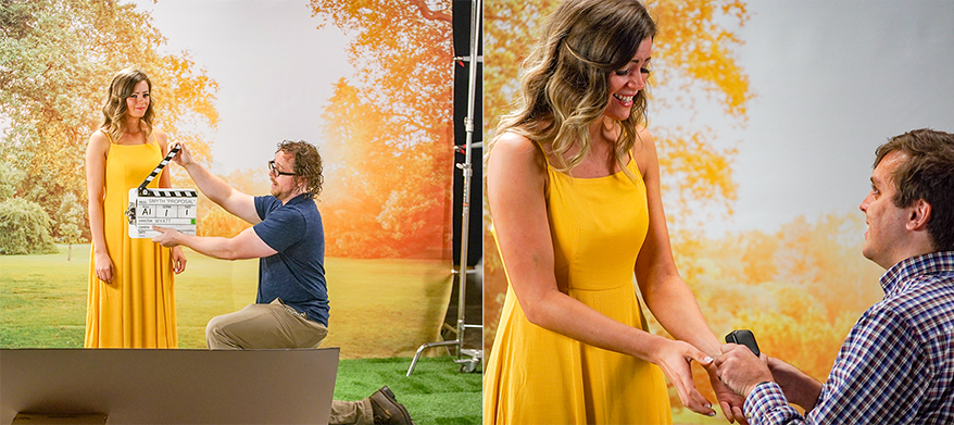This Bride-to-Be's Surprise Proposal Goes Viral
