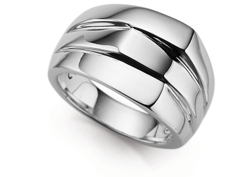 From Bracelets to Sparkling Man-Bling, Here's the Latest in Men's Jewelry
