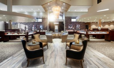 """Innovative Man-Cave, Swarovski Crystal Wallpaper and More Give Our December Cool Store """"Colorado Glam"""""""