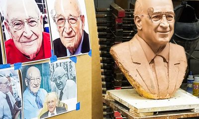 Town Hopes to Immortalize Local Jeweler and Watchmaker with Sculpture