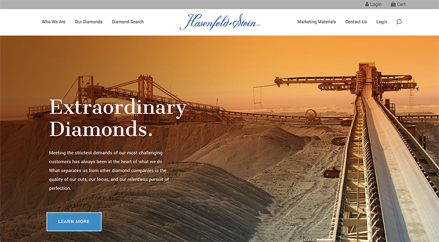 Hasenfeld-Stein Launches 2 Websites