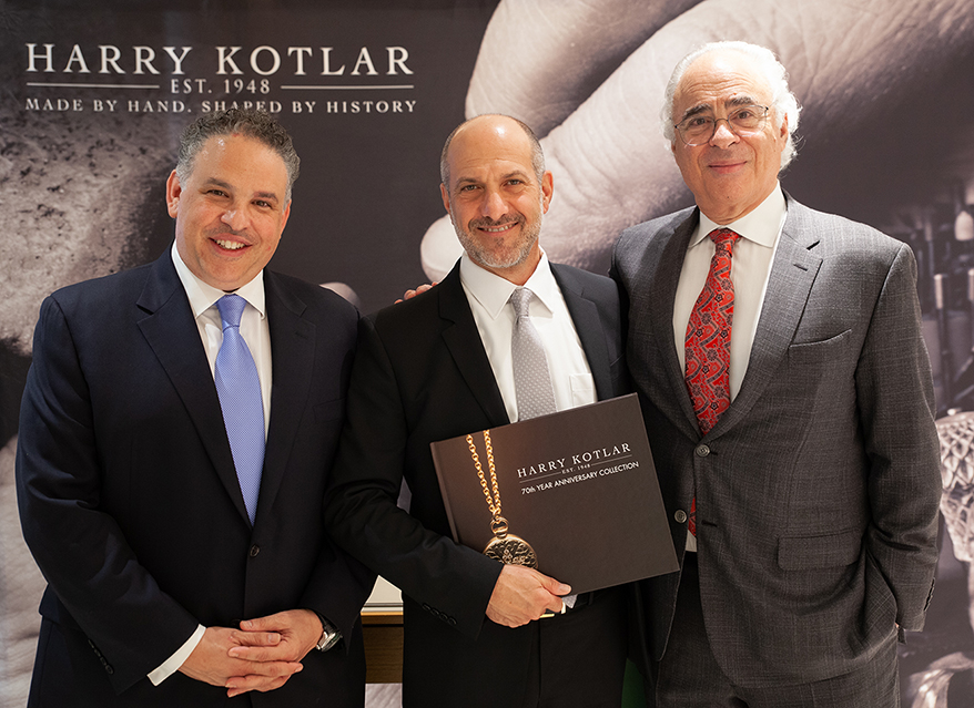 Tiny Jewel Box and Harry Kotlar Celebrate Partnership with Film and Featured Jewelry Masterpieces