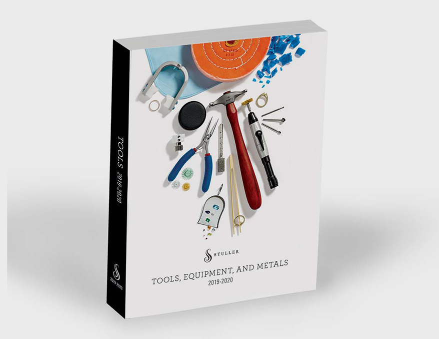 Stuller Debuts Newest Tools Catalog