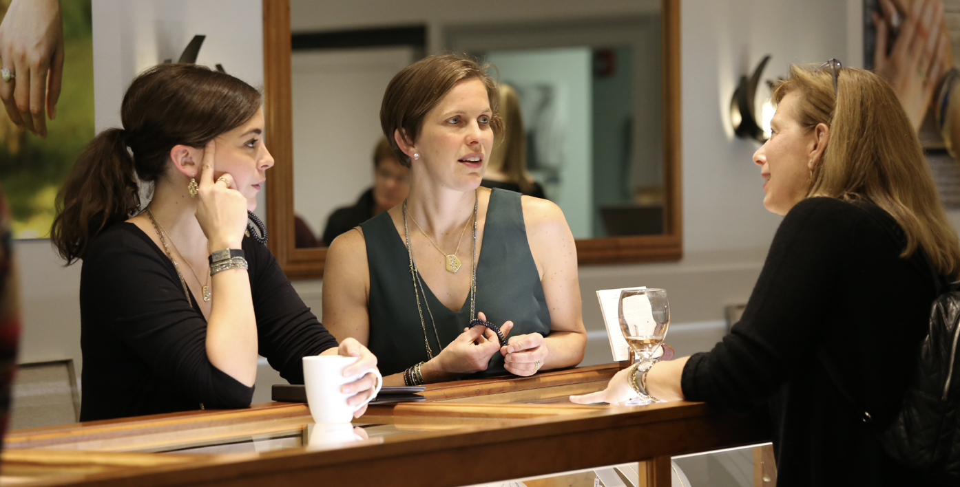 20 Ways To Deliver Jaw-Dropping Customer Service in Your Jewelry Store