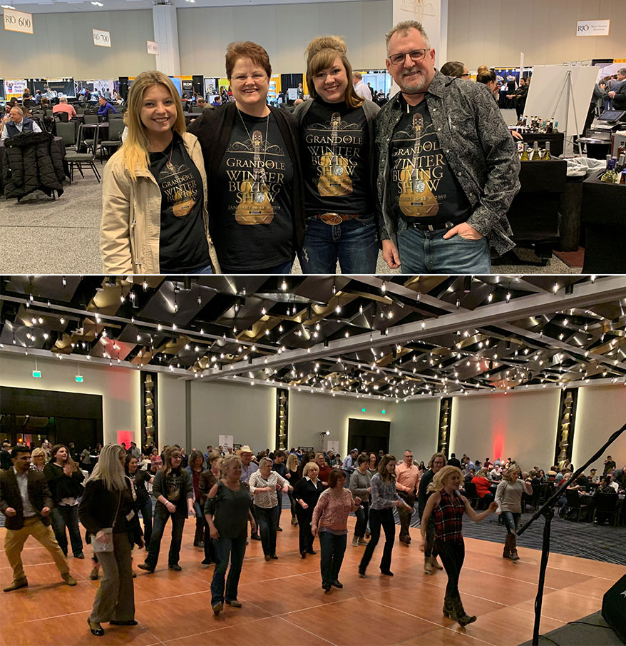 More Than 1,400 Attend RJO's Grand Ole Winter Buying Show in Nashville