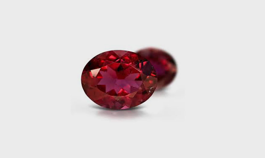 This Gem's Name Is a Tribute to Another Luscious Red Stone