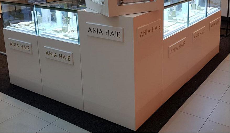 Ania Haie Opens US Showroom