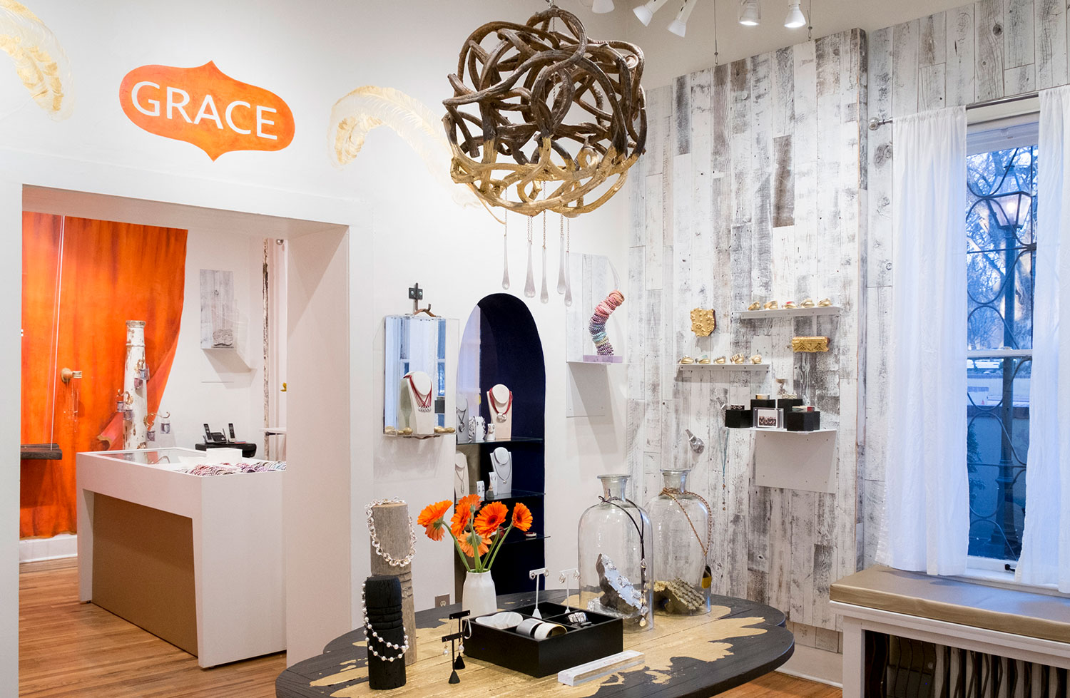 ebfc9d167 America's Coolest: Santa Fe Jewelry Store Shows Customers the Meaning of  Grace - INSTOREMAG.COM