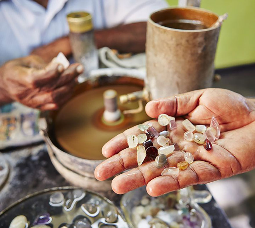 Sri Lanka's Gem and Jewelry Industry Focuses on Ethical Mining