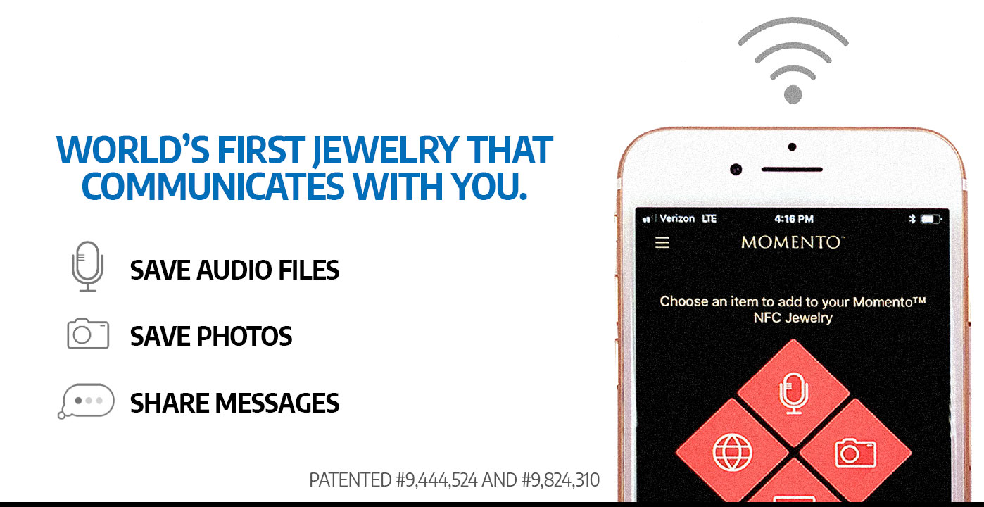Momento Memories: The Fine Jewelry Collection That Saves Your Memories