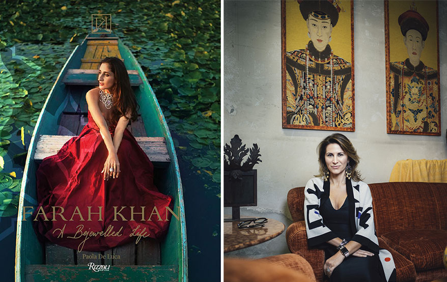 Paola De Luca to Join Farah Khan at Book Launches in New York and Mumbai