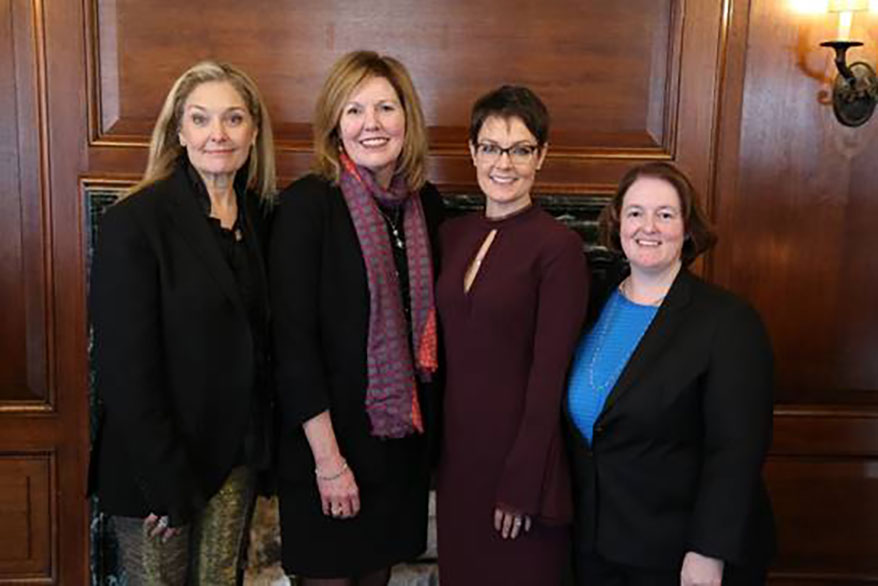 WJA Hosts Inaugural Women Executives Forum on International Women's Day