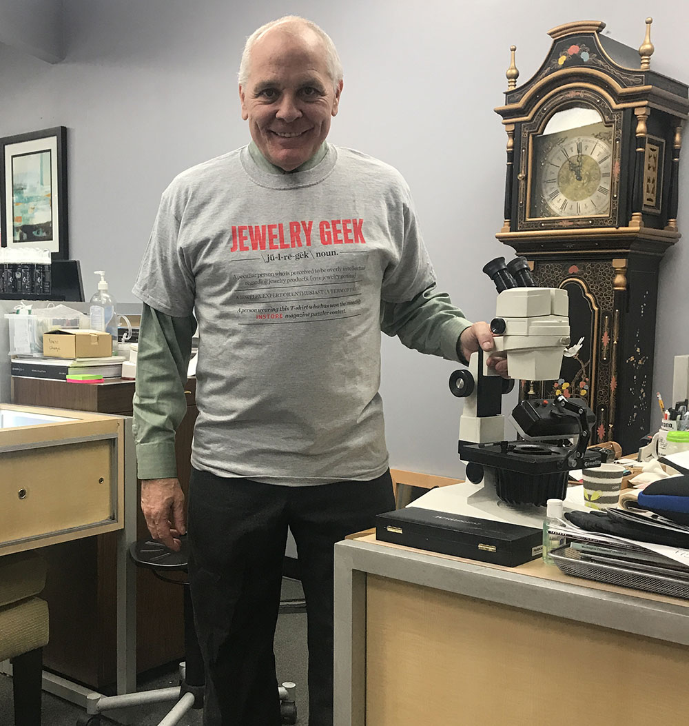 Maryland Jewelry Pro Geeks Out … and More Retailers in INSTORE T-Shirts