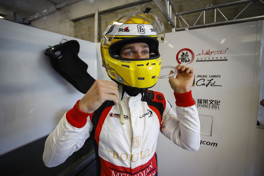 Nick Boulle to Contend the 6 Hours of Spa in World Endurance Championship