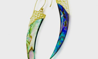 Alex Woo in Enamel, Mia Katrin's Himalayan Emeralds and More New Collections for Spring
