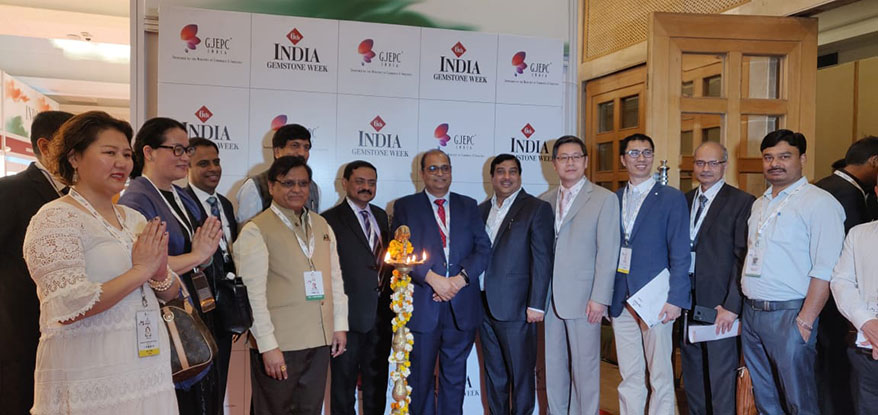 New Markets Tapped, a Host of New Buyers to Visit 6th Edition of India Gemstone Week