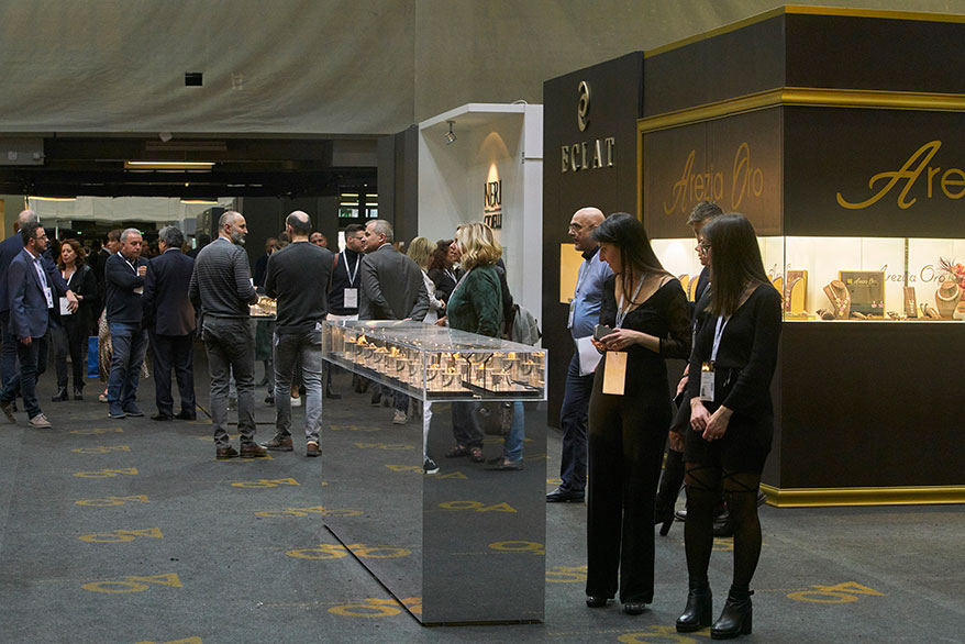OROAREZZO 2019 Closes Under the Banner of Synergies Between Trade Shows