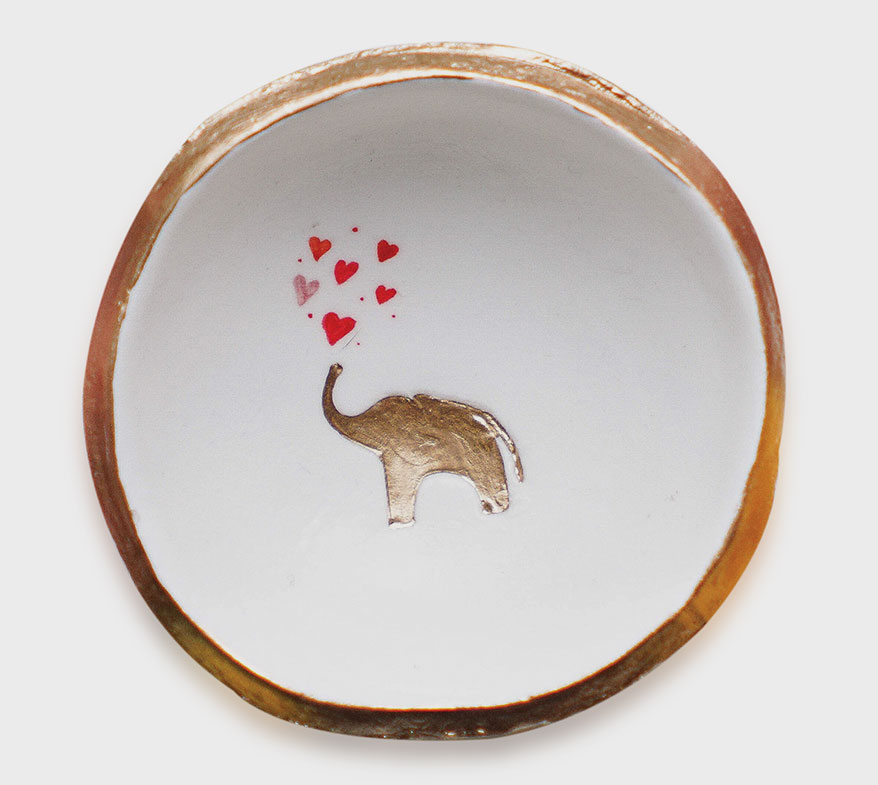 From a Bracelet Fastener to an Elephant Ring Dish, Here's Some Cool Stuff for Your Store