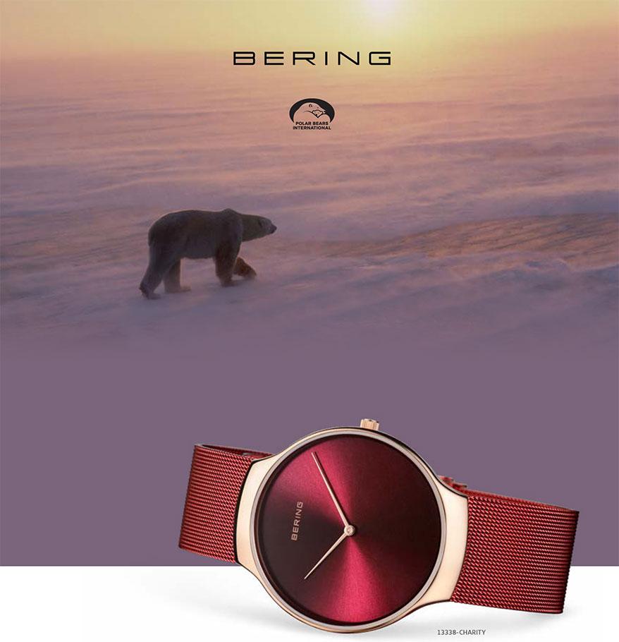Bering to Donate $28,624 to Polar Bears International