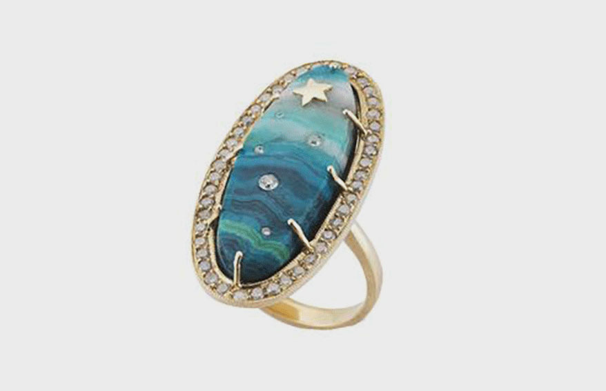 Vegas Must-Haves #4: Spaced-Out Jewelry Inspired by the Evening Sky