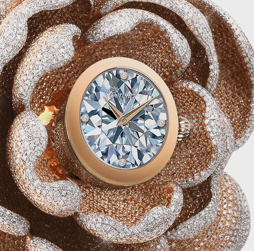 Guinness World Record Setting 'Mudan' Watch to Dazzle at JCK