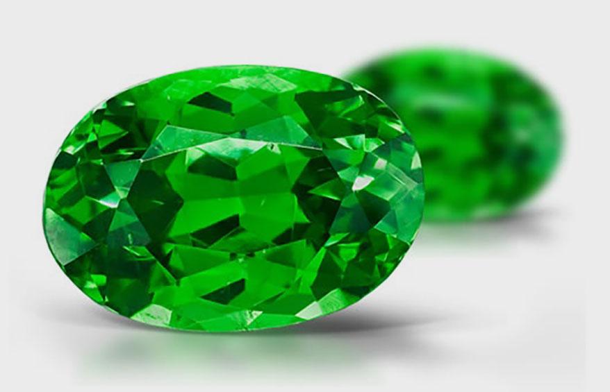 I Am the Finest Green Garnet