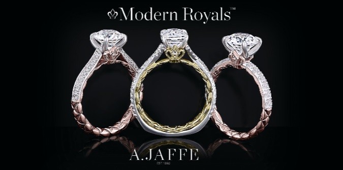 A. Jaffe Unveils Modern Royals Jewelry Collection, Partners with Charity