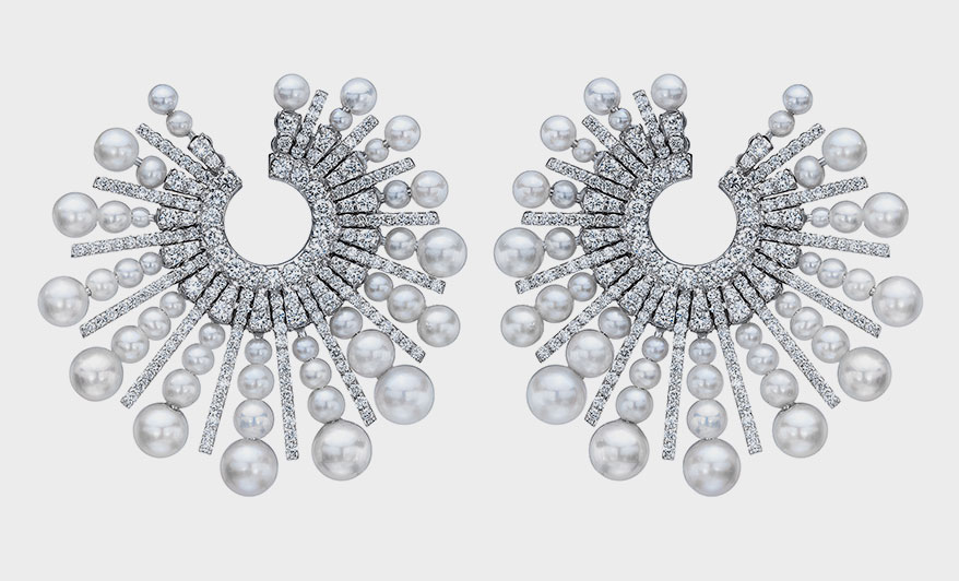 Vegas Must-Haves #1: Creative Approaches Give Pearls a Modern Presence