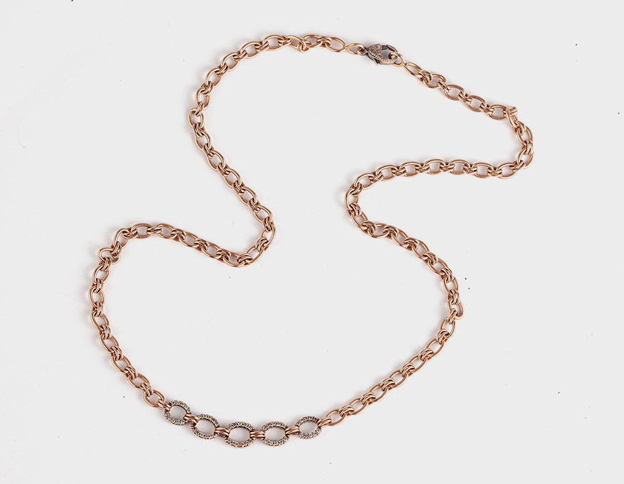 Vegas Must-Haves #7: Attention-Grabbing Gold Chains That Mix New and Old