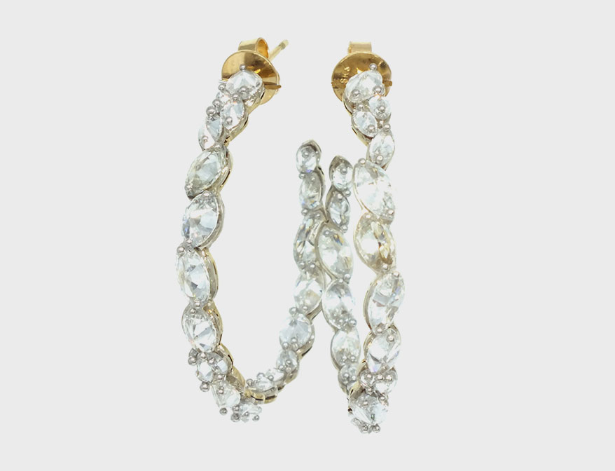 Vegas Must-Haves #3: Hoop Earrings Come Full Circle