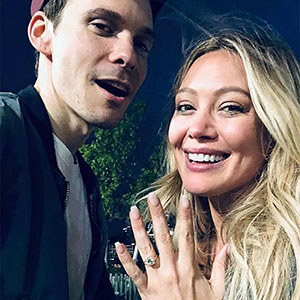 Actress Hilary Duff Shows Off Engagement Ring — Here's What We Know
