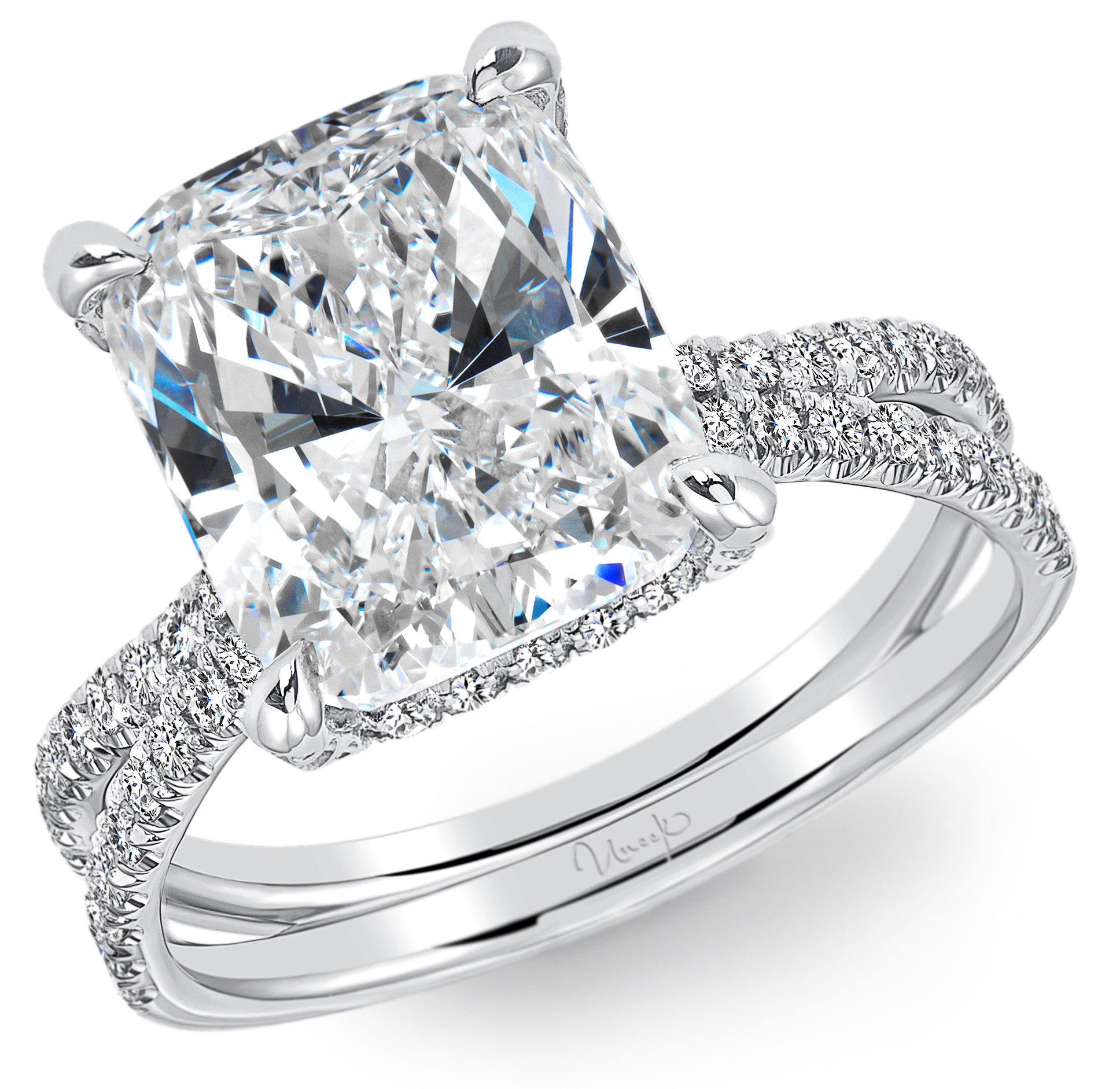 Best Engagement and Wedding Rings (Over$5,000) – 2019 Winners