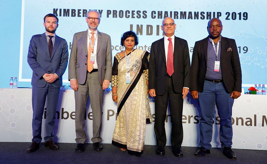 Kimberley Process Intersessional Meeting Concludes Successfully