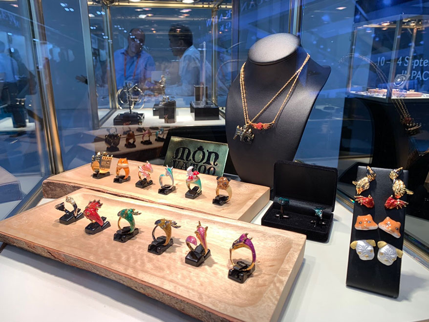 U.S. Buyers Increasingly Turn to Handcrafted Gem-Set Thai Jewelry, Showcased at JCK Las Vegas 2019