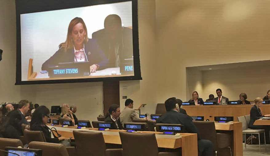 Sustainable Jewelry Options Discussed at UN Development Dialogue