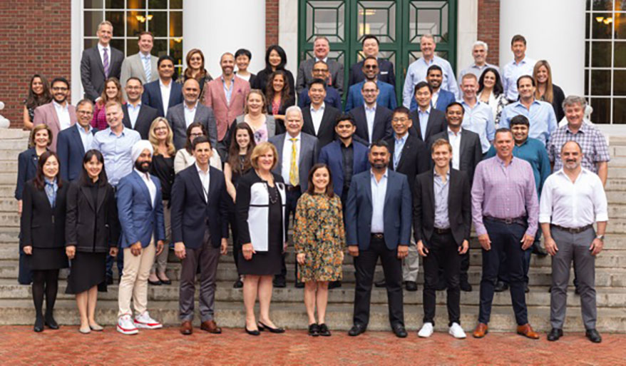 Industry Executives Convene for GIA's Global Leadership Program at Harvard Business School