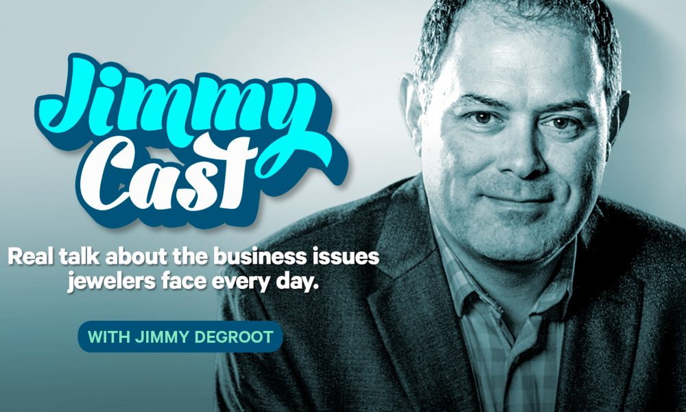 Jimmy DeGroot podcast