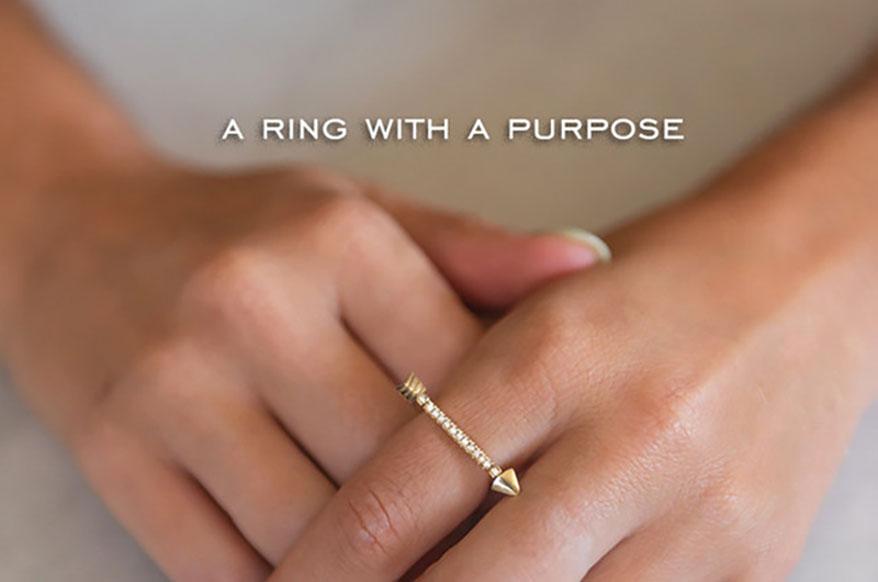KOA Warrior Ring to Benefit Pancreatic Cancer